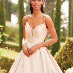 Луксозна булчинска рокля