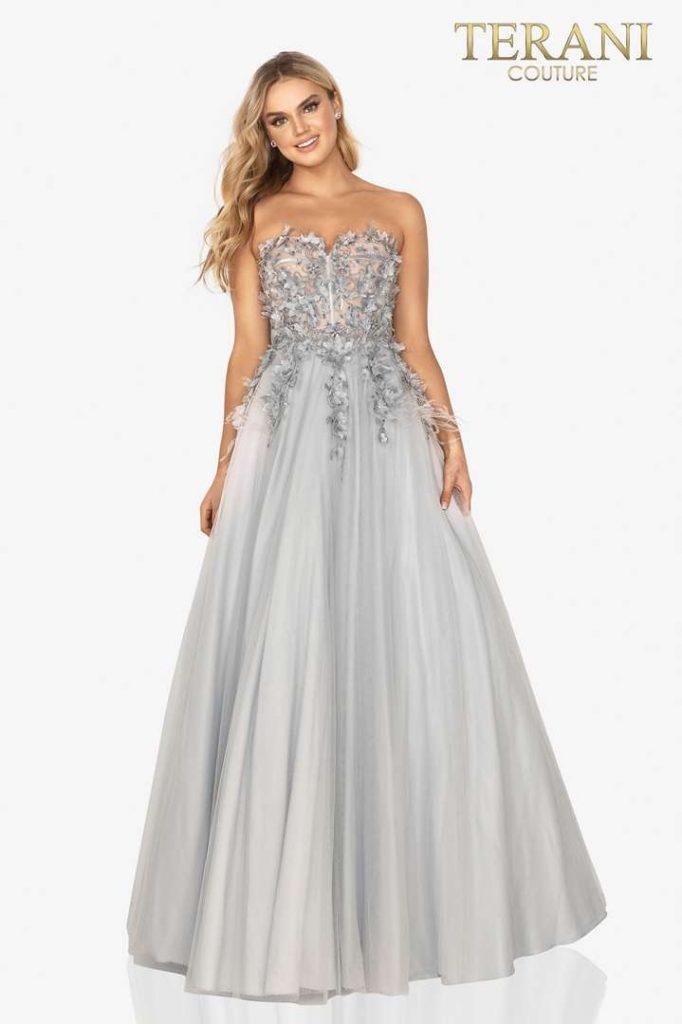 абитуриентска рокля, бална рокля